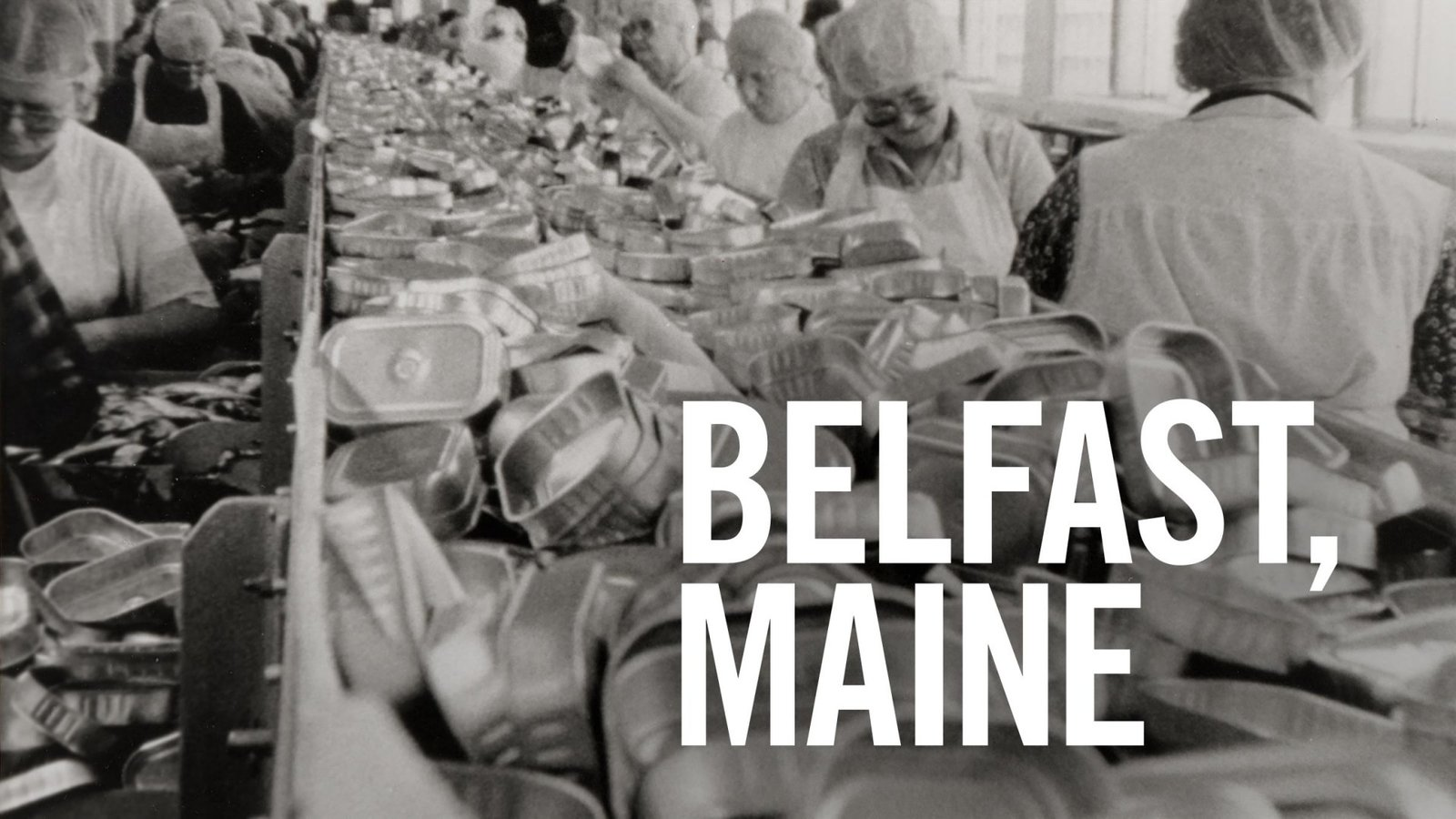 Belfast, Maine - A Fishing Community in Maine