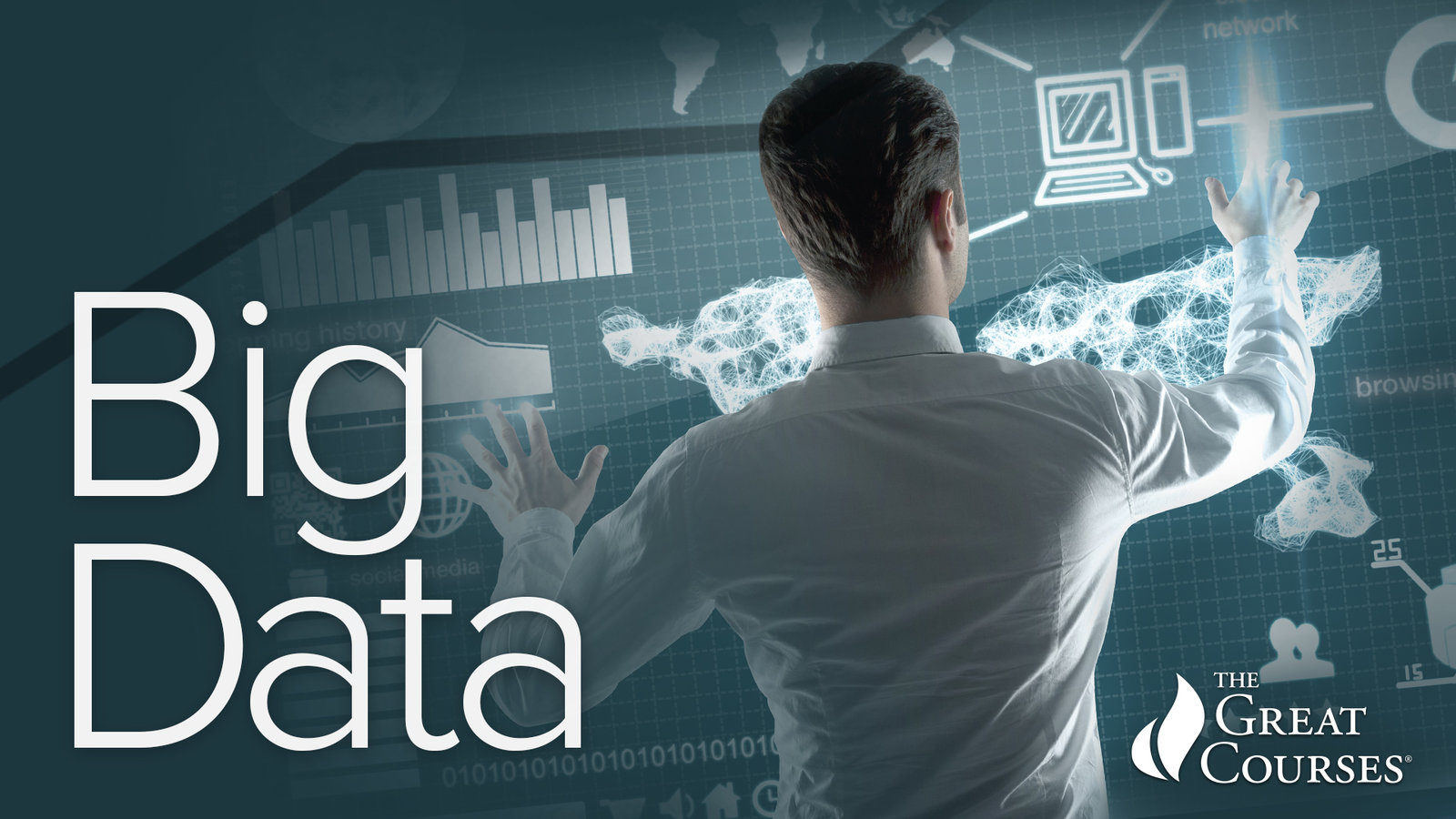 Big Data - How Data Analytics Is Transforming the World