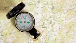 Navigating with Topographic Maps